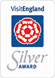 Silver Award Visit England Accommodation