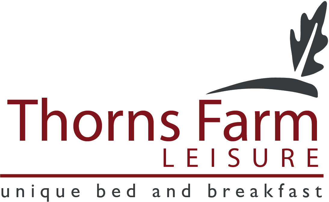 Thorns Farm Leisure - unique bed and breakfast. Thorns Lane, Barrowby, Grantham, Lincolnshire, NG32 1EQ